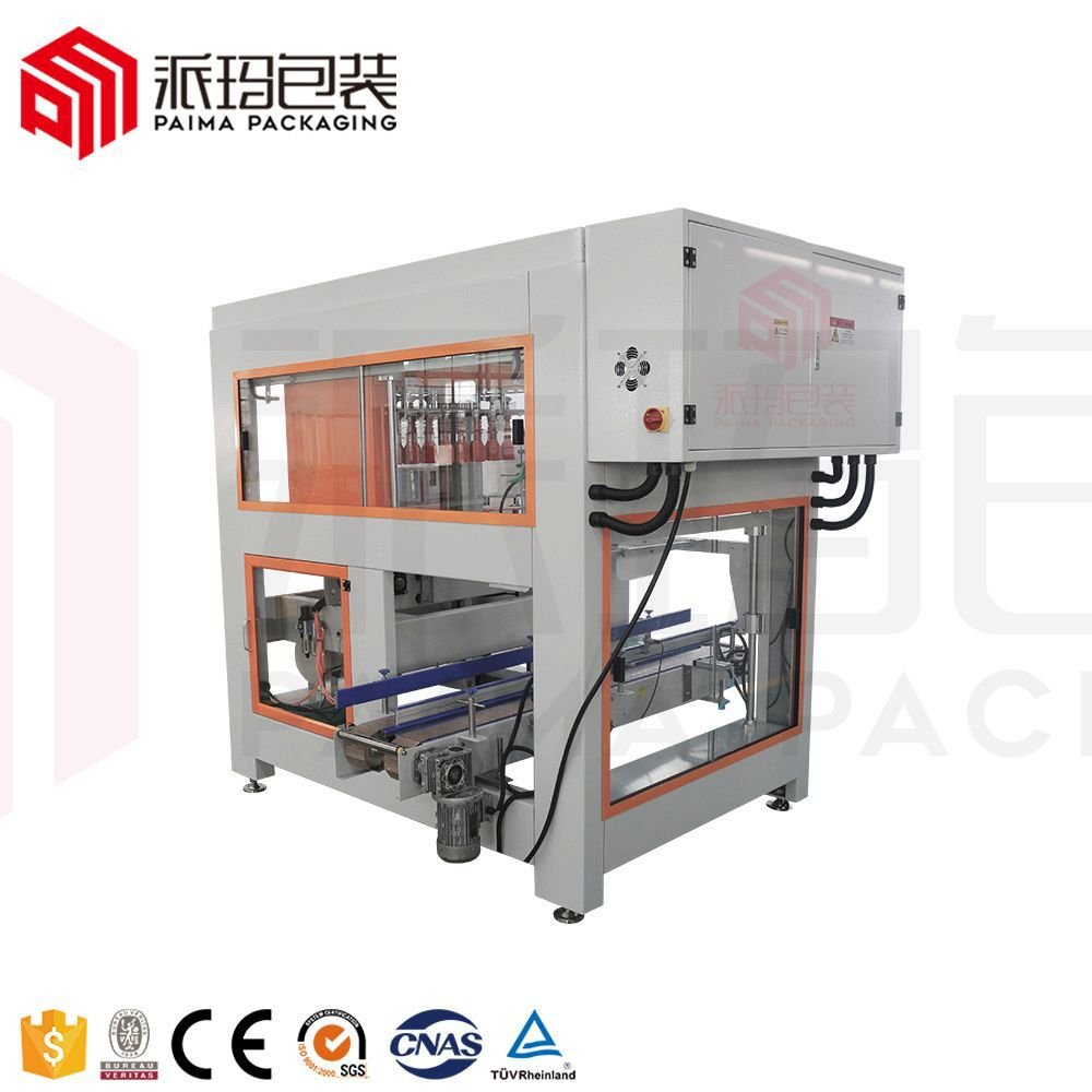 Automatic Grap Type Case Packer