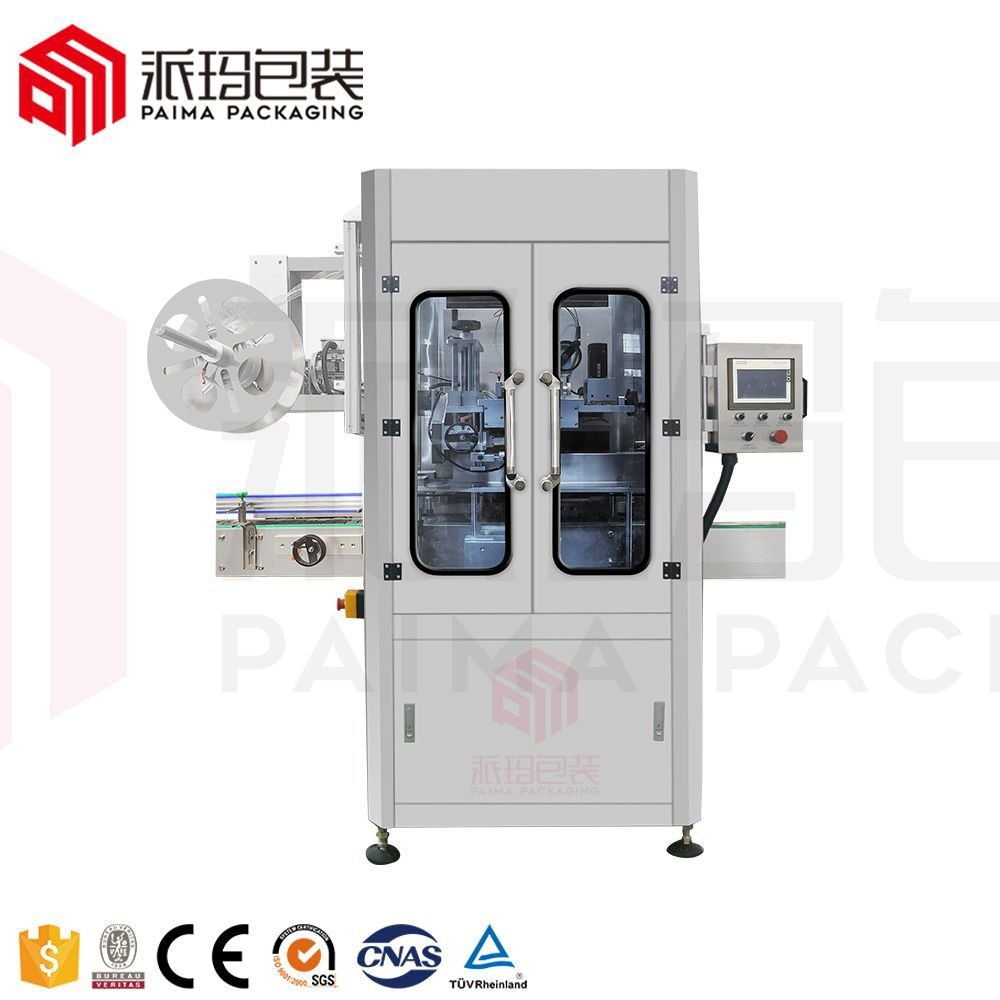 9000BPH Automatic Shrink Sleeve Labeling Machine for Water Bottle