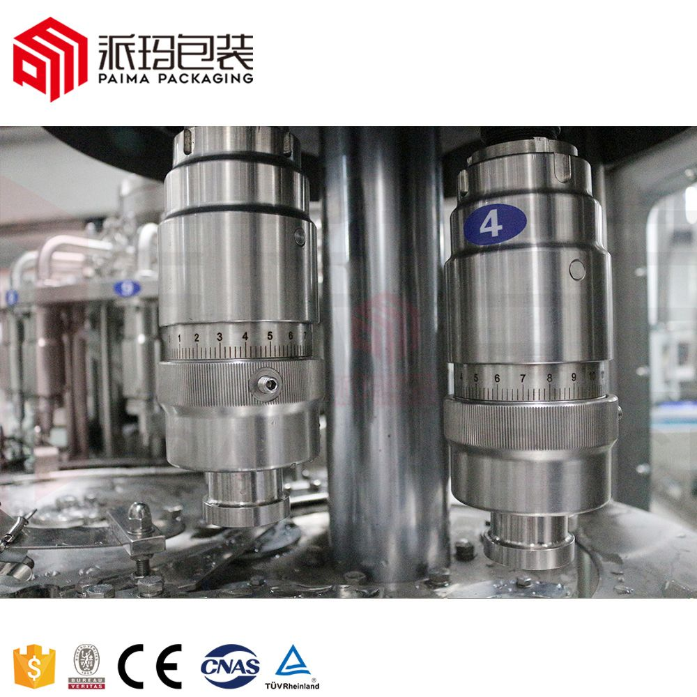 Tea Beverage Milk Energy Drink Hot Fill Squeezed Concentrated Fruit Juice Filling Machine